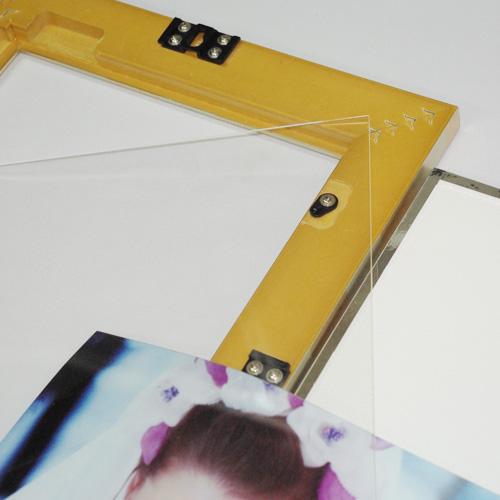 GS木目調フレームのフィルム交換方法-1