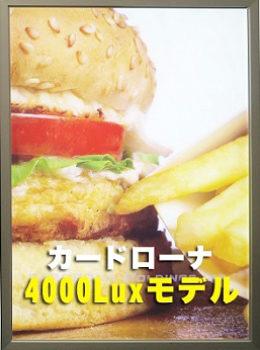 カードローナ4000lux