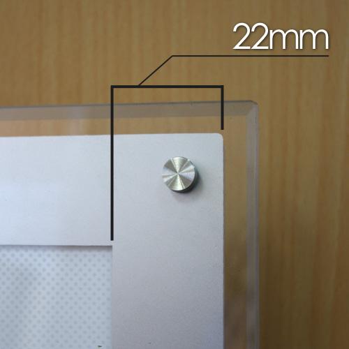 CAアクリルフレーム電池対応卓上モデル2