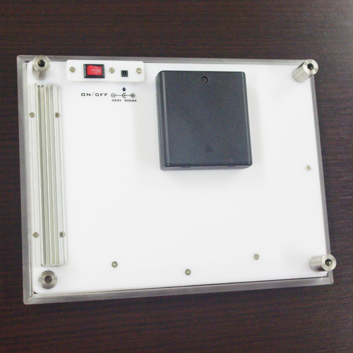 CAアクリルフレーム電池対応卓上モデル4