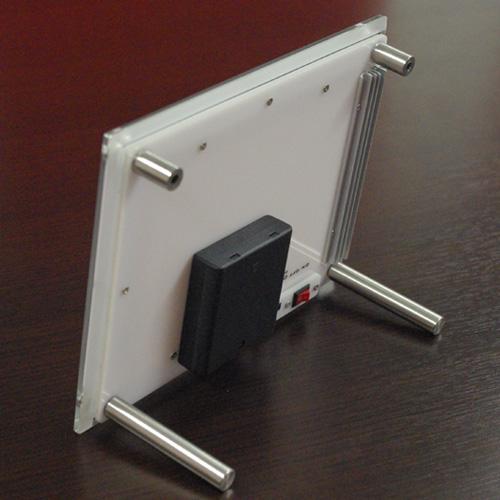 CAアクリルフレーム電池対応卓上モデル5