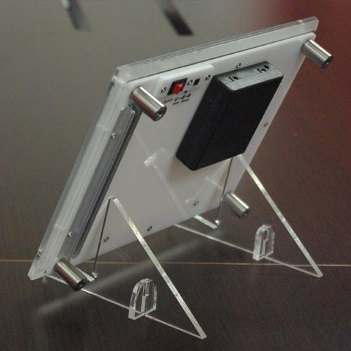CAアクリルフレーム電池対応卓上モデル6