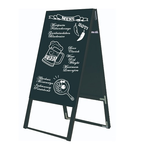 A型ブラックボード看板